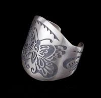 Hopi Overlay Bracelet
