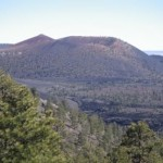 Sunset Crater, Arizona.