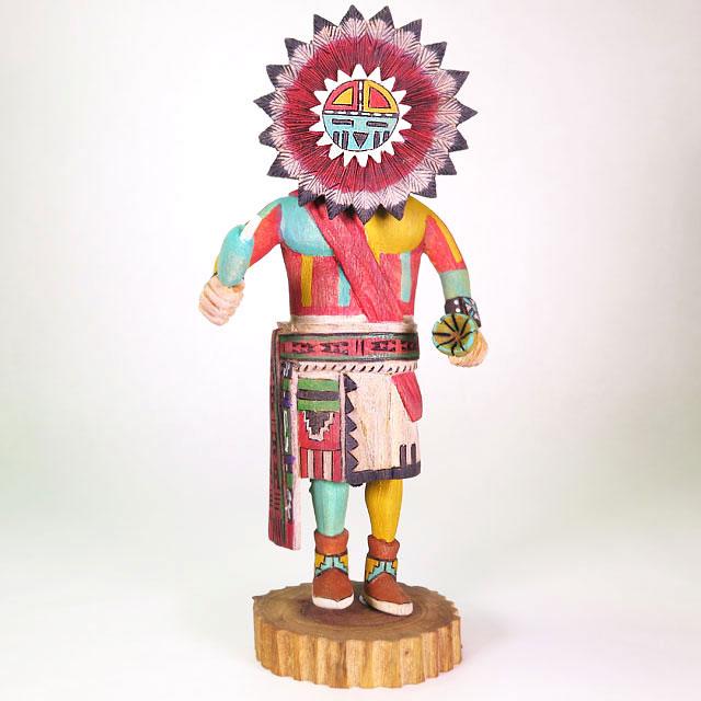sun-kachina-doll-18870b - Museum of Northern Arizona