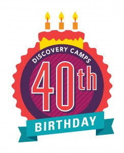 Discovery 40th Birthday