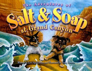 The Adventures of Salt and Soap at Grand Canyon