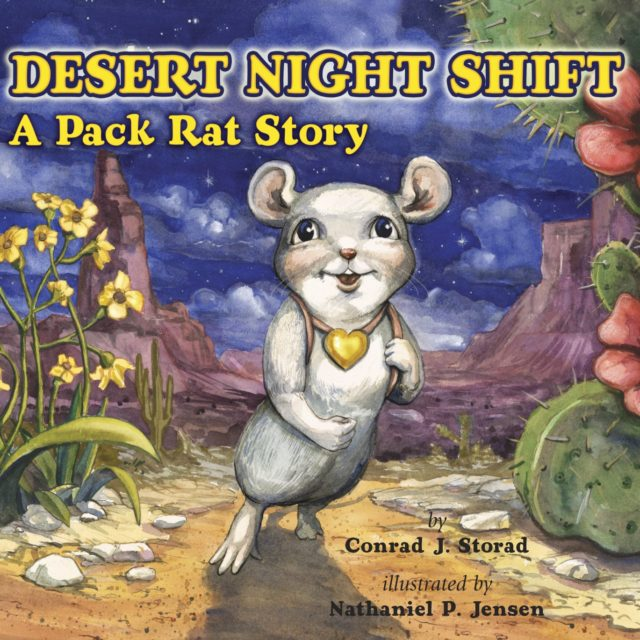 Desert Night Shift: A Pack Rat Story