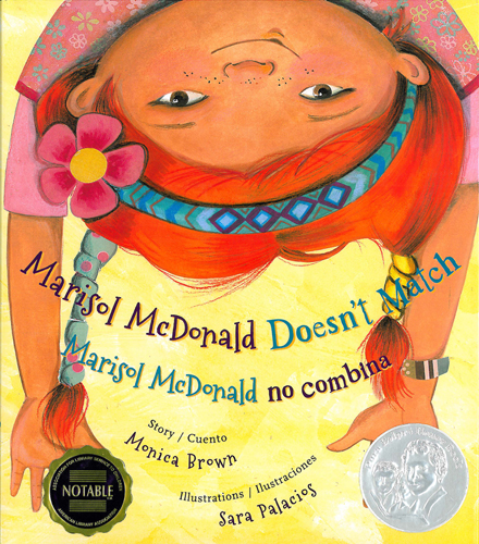 Marisol McDonald Doesn't Match/Marisol McDonald no combina
