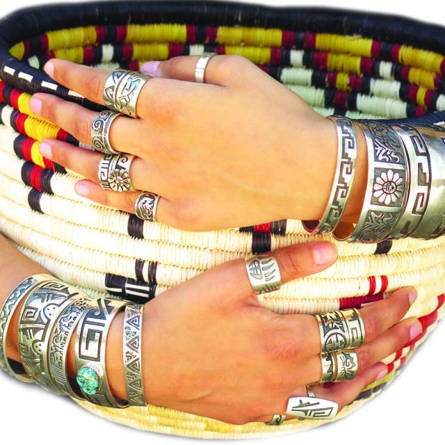 Hopi overlay jewelry1