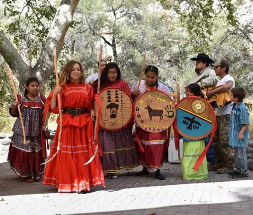 Yavapai dancers_2