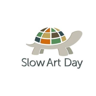 slow art logo